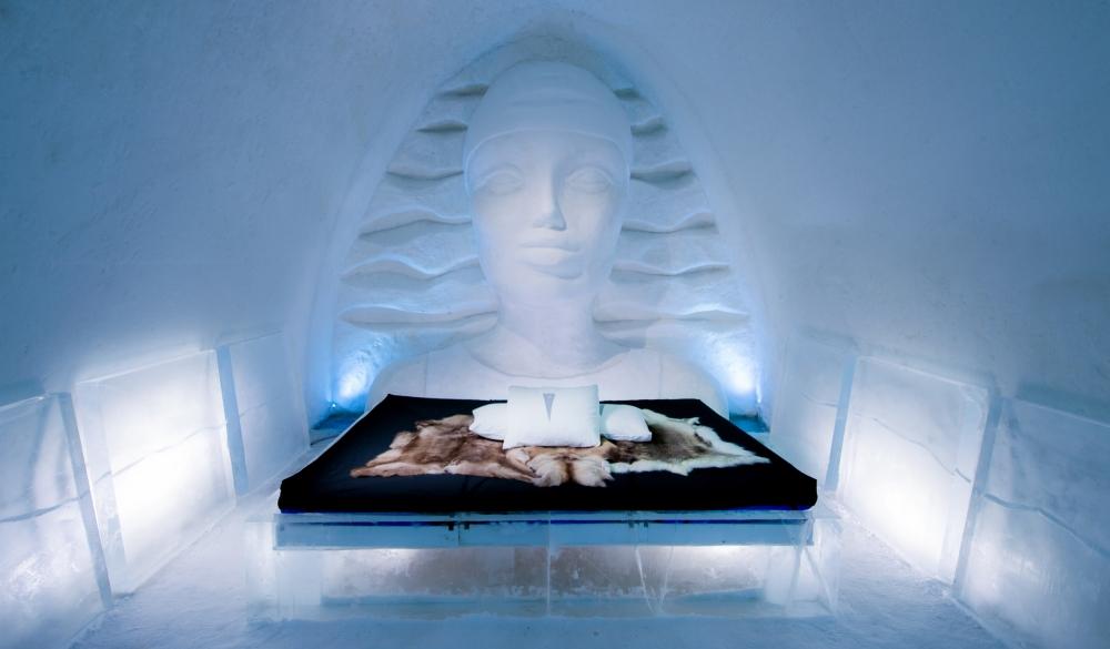 Icehotel, unique hotel
