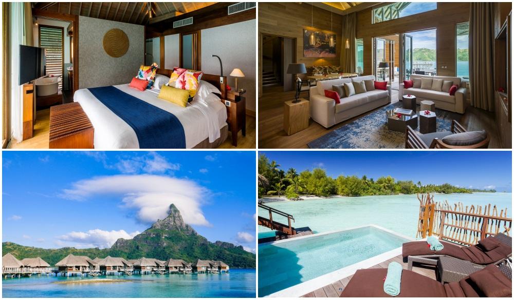 InterContinental Bora Bora Resort Thalasso Spa, French Polynesia, overwater resort
