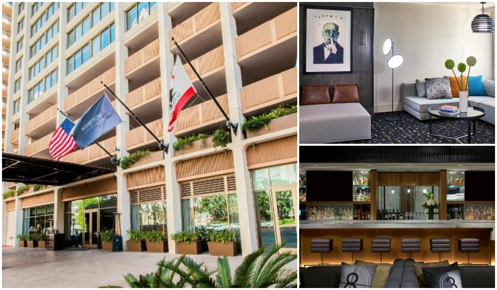 Kimpton Hotel Palomar Los Angeles Beverly Hills, pet-friendly hotel with no extra charge