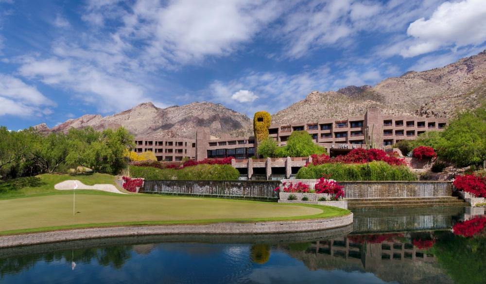 Loews Ventana Canyon Resort, Arizona, US luxury golf resort