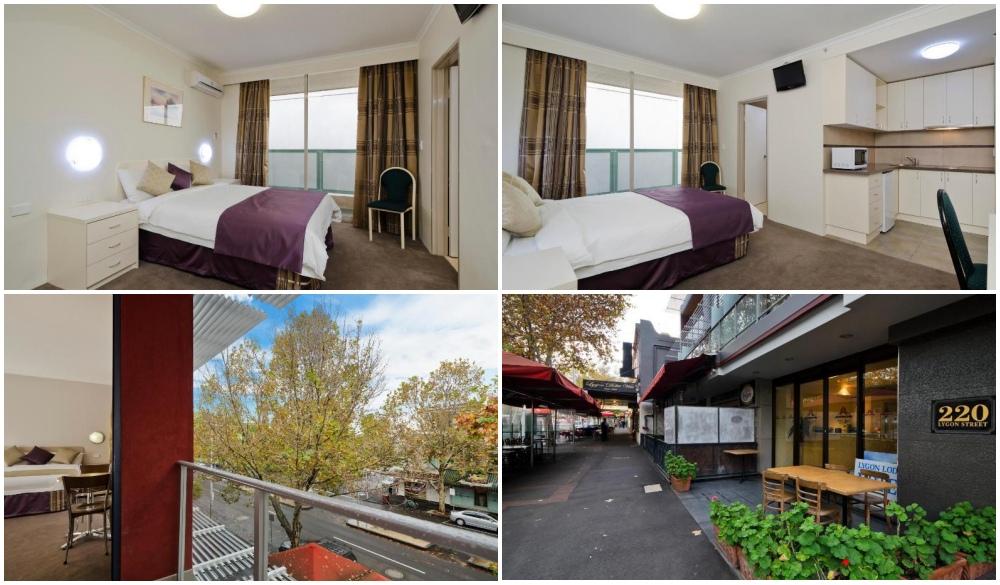 Lygon Lodge Carlton, stay in Melbourne