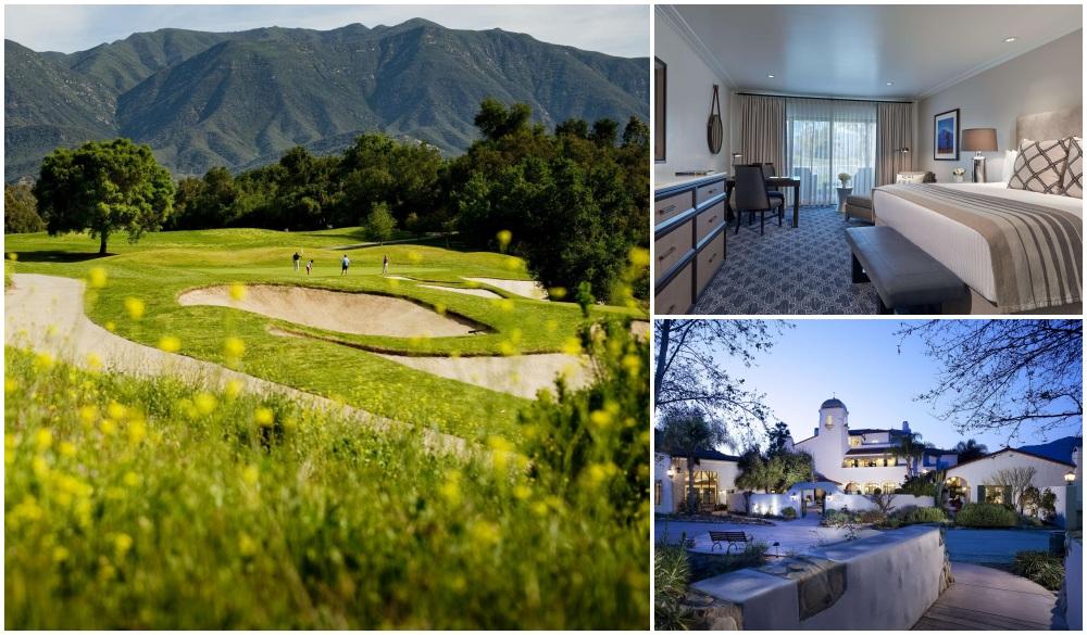 Ojai Valley Inn and Spa, California, golf resort