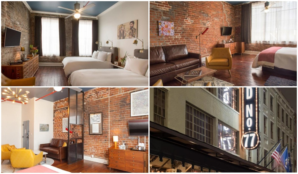 Old No. 77 Hotel & Chandlery , pet-friendly hotel in the United States