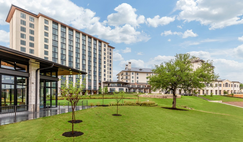 Omni Barton Creek Resort & Spa, Texas, golf resort