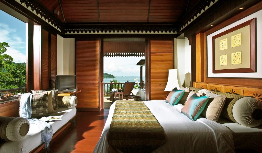 Pangkor Laut Resort, Malaysia, resort on the water