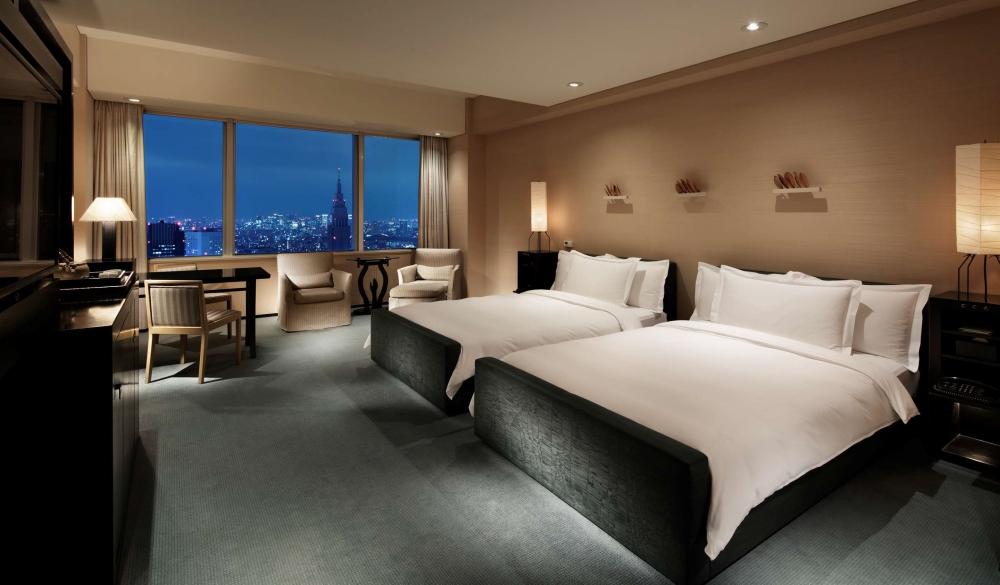 Park Hyatt Tokyo, hotel near the most delicious travel destination