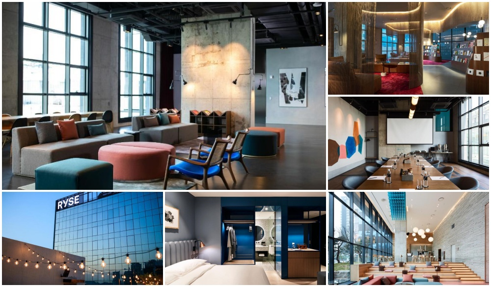RYSE Autograph Collection by Marriott, South Korea, hotel with workspaces