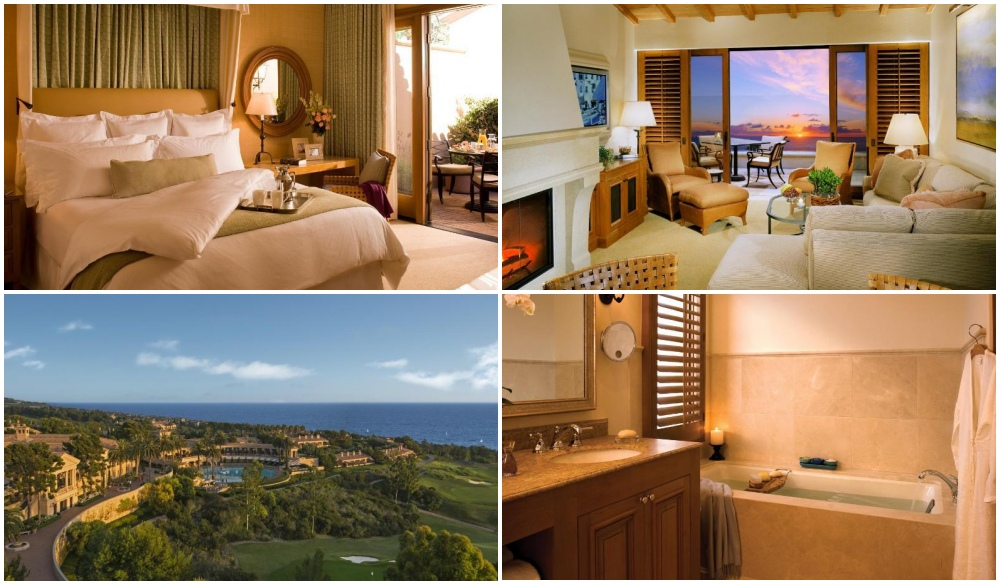 Resort at Pelican Hill, Newport Beach, big family suites