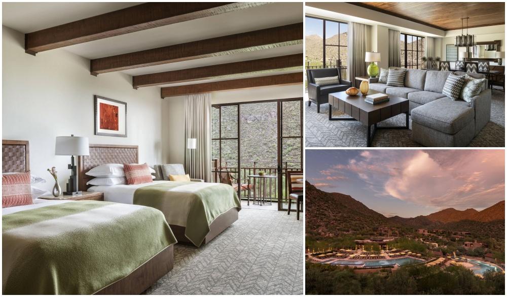 Ritz-Carlton Dove Mountain - Marana, Arizona, golf resort