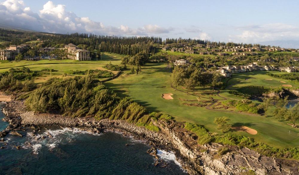 Ritz-Carlton Kapalua, Hawaii, US luxury golf resort