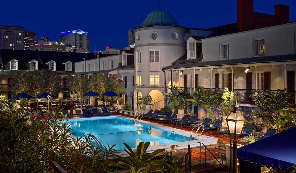 Royal Sonesta Hotel New Orleans, hotel near the most delicious travel destination