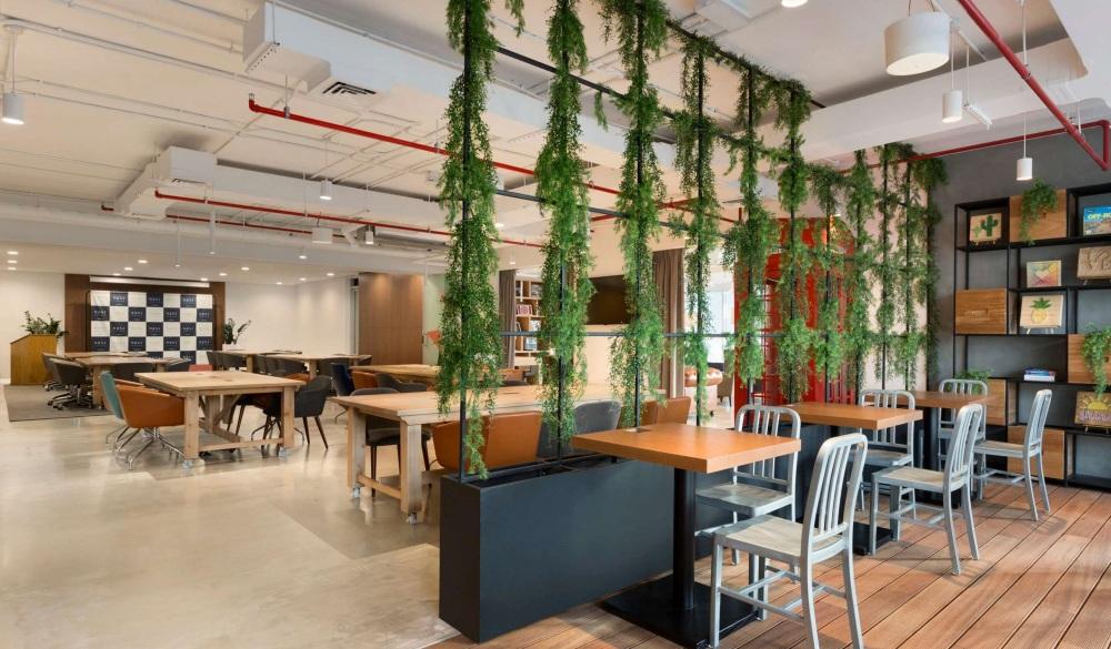 TRYP by Wyndham Dubai, UAE, hotel with workspaces