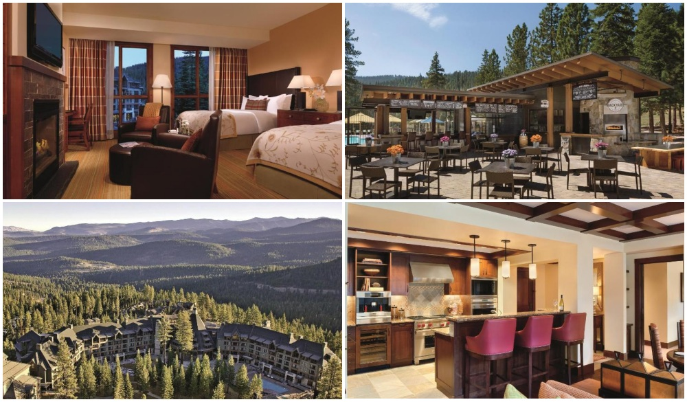 The Ritz-Carlton, Lake Tahoe, big-family suites