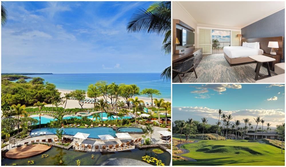 The Westin Hapuna Beach Resort, Hawaii, golf resort