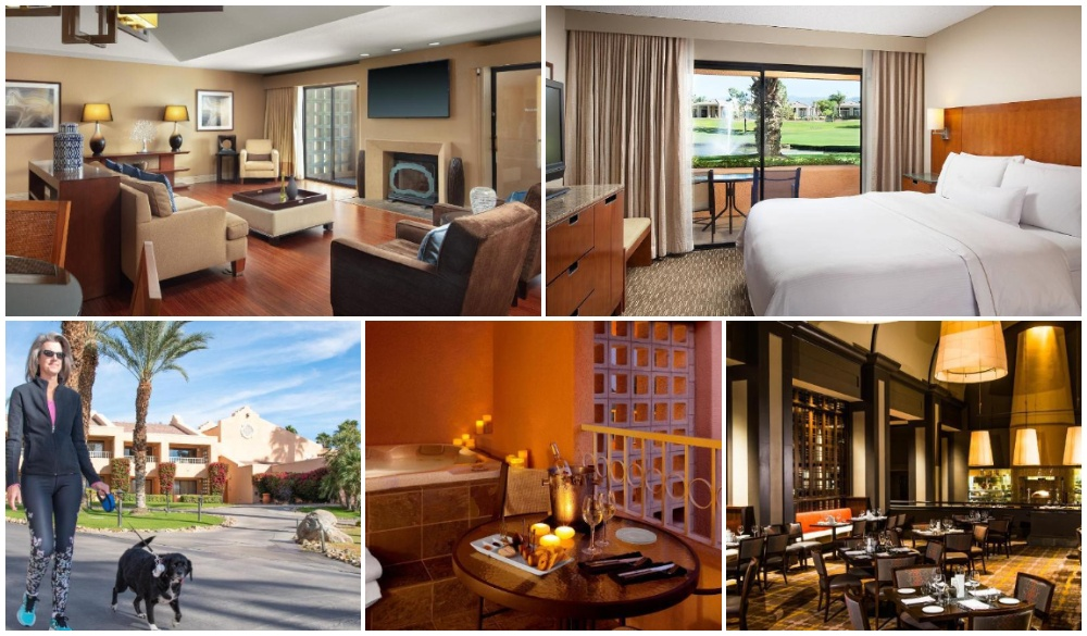 The Westin Mission Hills Golf Resort & Spa, pet friendly hotel in the United States