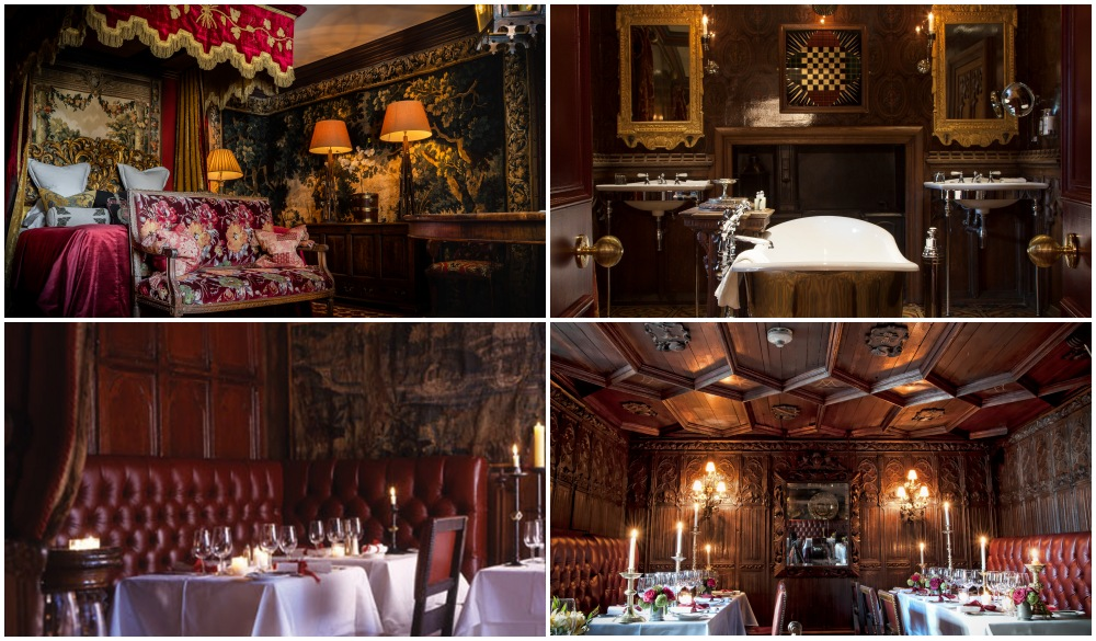The Witchery by the Castle, hotel in Scotland
