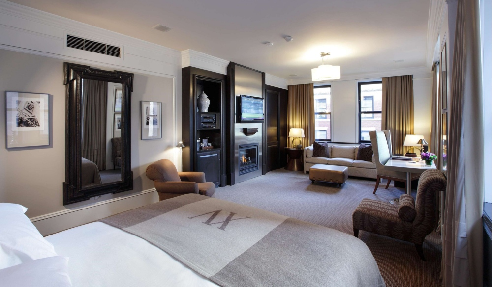 XV Beacon Hotel, pet-friendly hotel with no extra charge