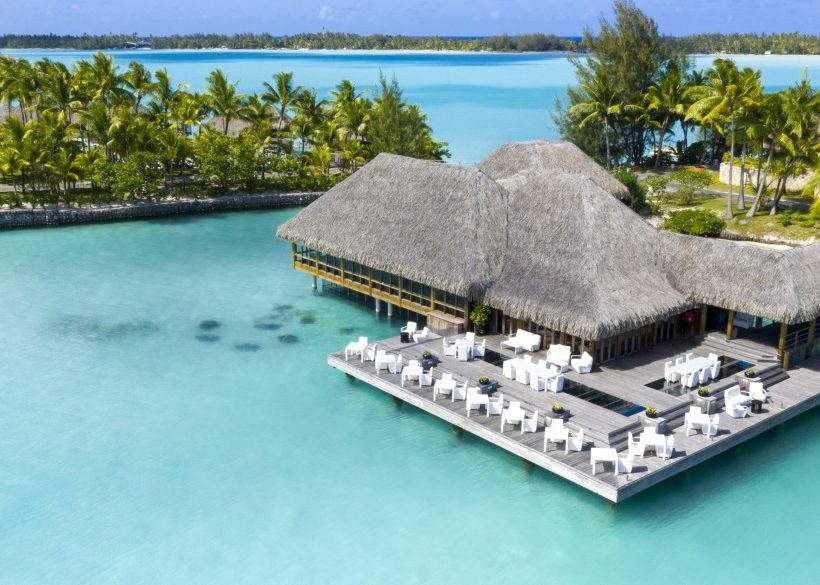 17 Incredible Resorts on the Water We're Dreaming About
