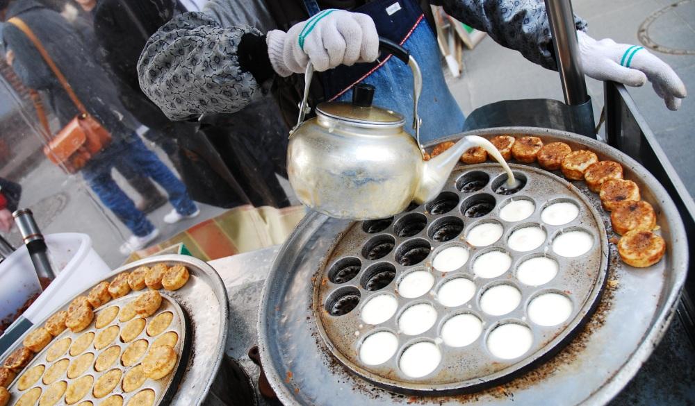 Street Food, Seoul,