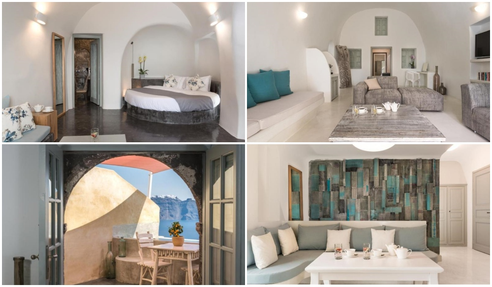Andronis Luxury Suites – Santorini, Greece, cliffside hotel in Greece