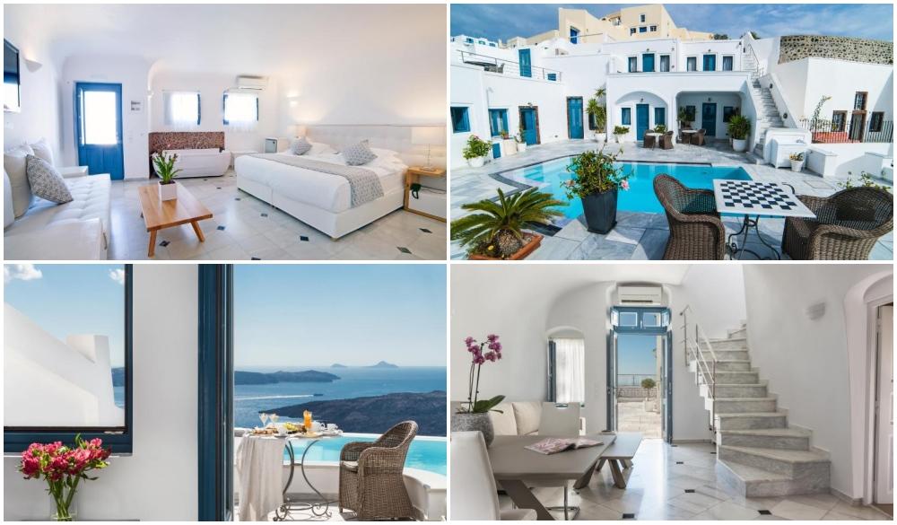 Anteliz Suites – Greece, cliffside hotel in Greece