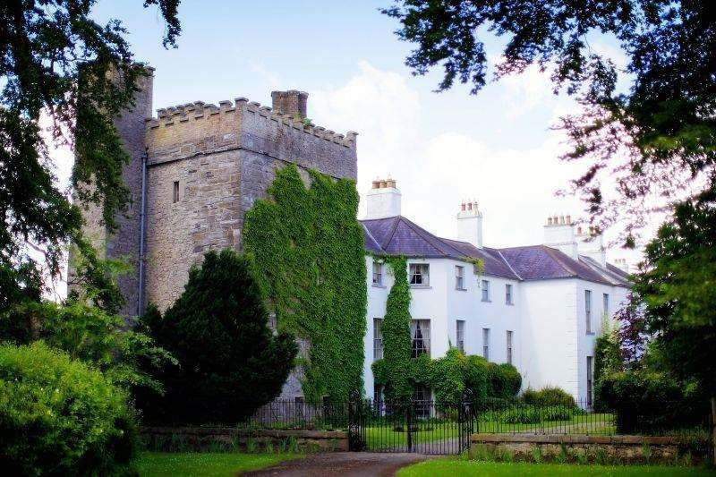 Barberstown Castle, Ireland (1288), historic hotel in Ireland