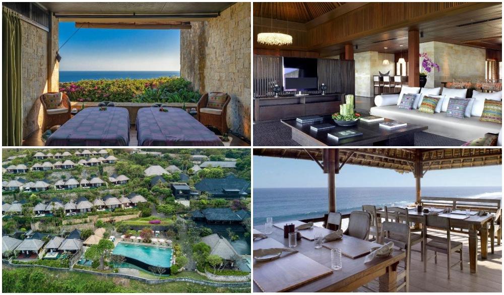 Bulgari Resort Bali – Bali, Indonesia, cliffside hotel in Bali