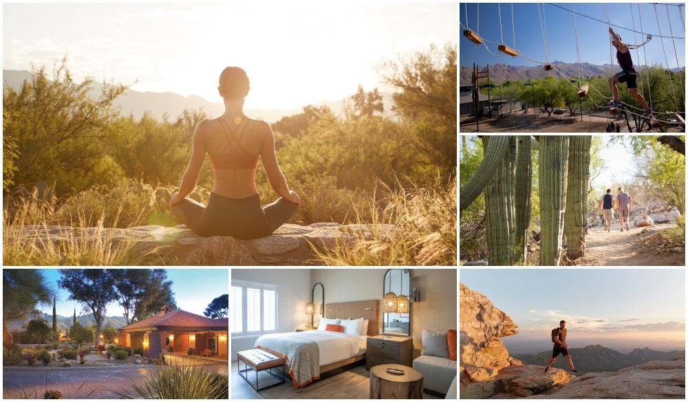 Canyon Ranch – Arizona, hotels with wellness program