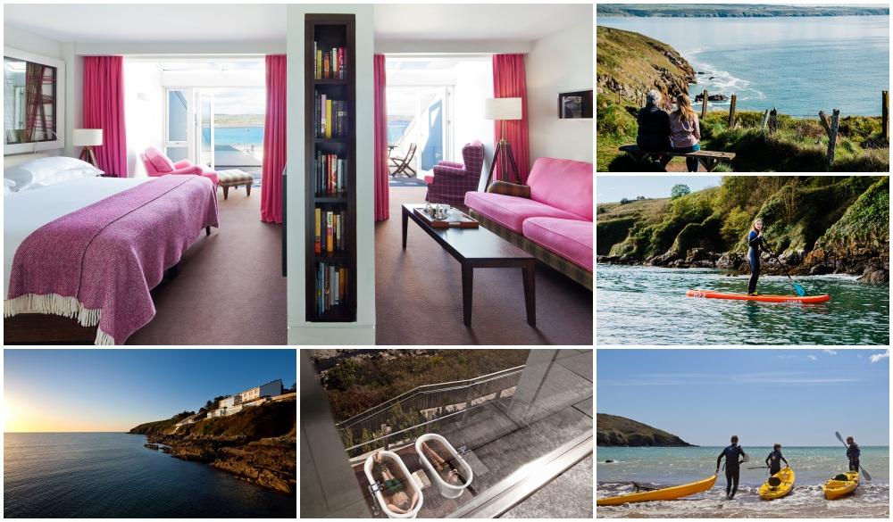 Cliff House Hotel – Ireland, cliffside hotel in Ireland