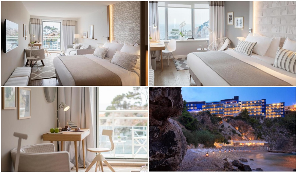 Hotel Bellevue Dubrovnik – Croatia, cliffside hotel in Croatia