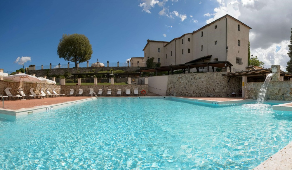 La Bagnaia Golf & Spa Resort Siena - Curio A Collection by Hilton, Siena, Italy (Before 1081), historic hotel in Italy
