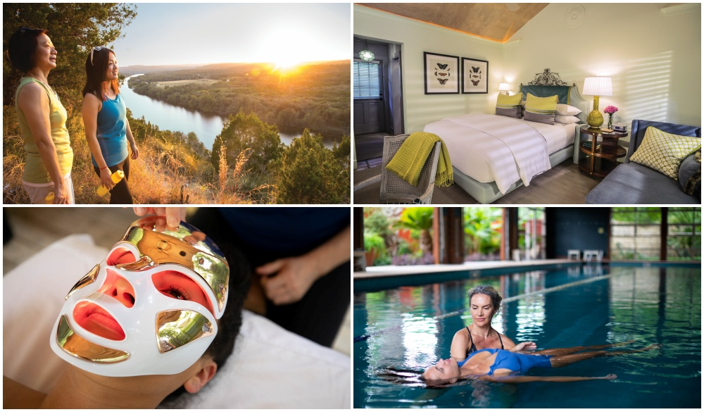 Lake Austin Spa Resort – Texas, hotel with wellness program in the United States