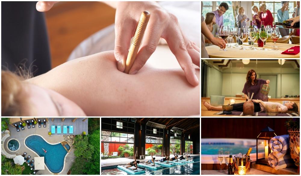 Lake Austin Spa Resort – Texas, hotel with wellness program