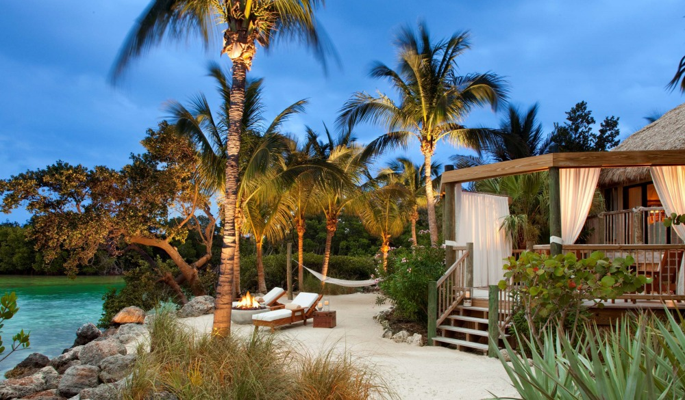 Little Palm Island – Florida Keys, hotel with wellness program