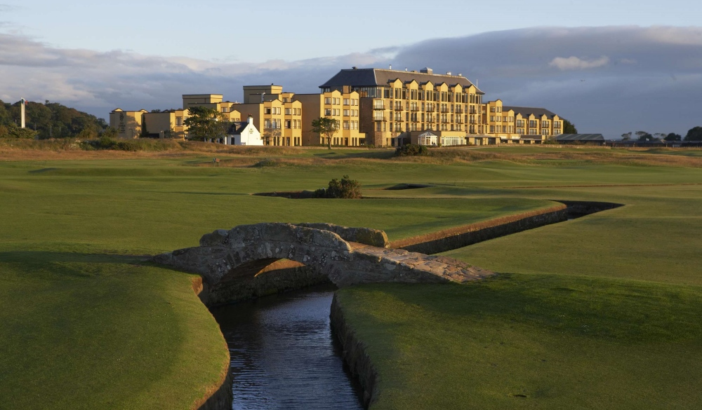 Old Course Hotel, Golf Resort & Spa, Scotland (1400s)