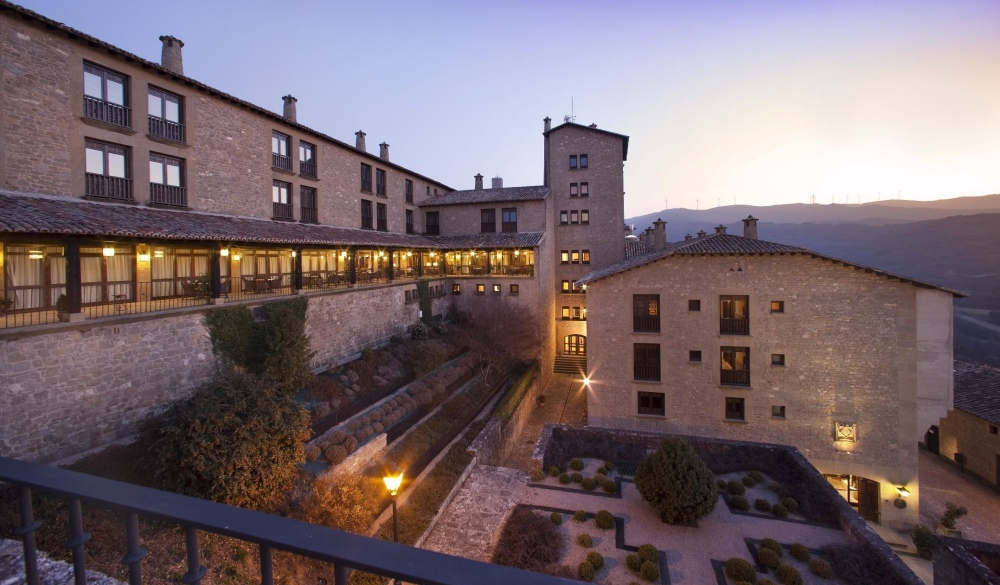 Parador de Santiago - Hostal Reis Catolicos, Spain (1499), historic hotel in Spain