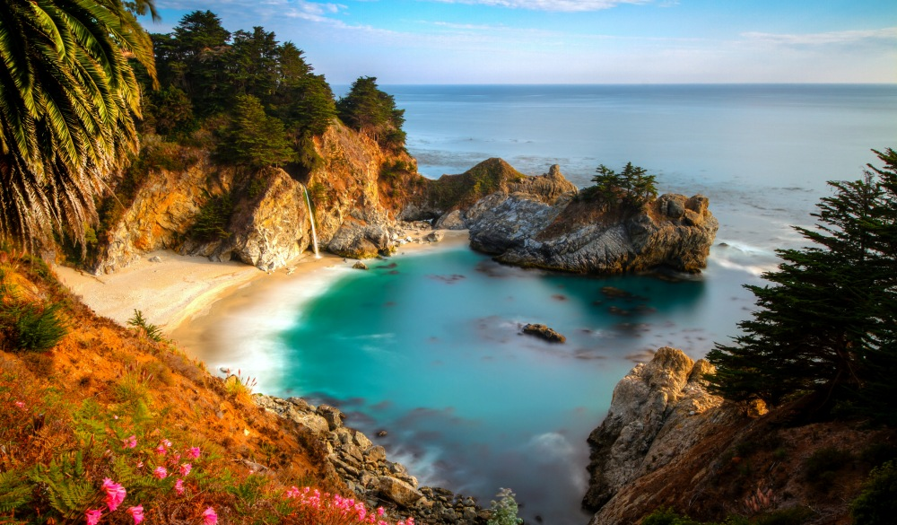 Protected Cove and McWay Falls