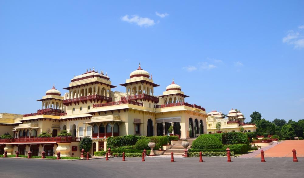 Rambagh Palace Jaipur, Historic hotel in Jaipur