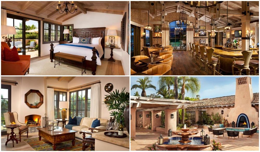 Rancho Valencia Resort & Spa – California, hotel with wellness program