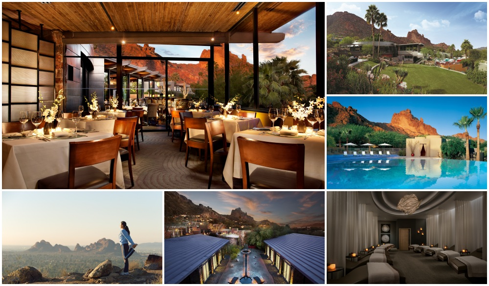 Sanctuary on Camelback Mountain Resort and Spa – Arizona, hotel with wellness program in the United States