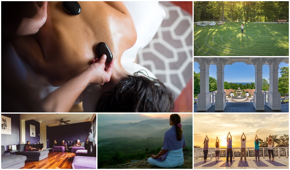 Shankara Ayurveda Spa – North Carolina, hotel with wellness program in the United States
