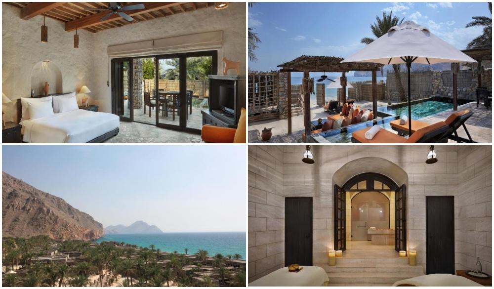 Six Senses Zighy Bay, Oman yoga retreat