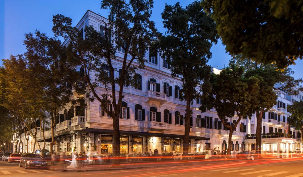 Sofitel Metropole Legend Hotel, Hanoi, Vietnam, historic hotel in Vietnam