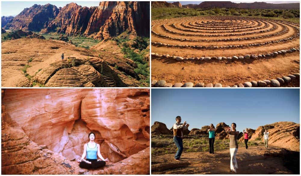 Red Mountain Resort – Utah, hotel with wellness program