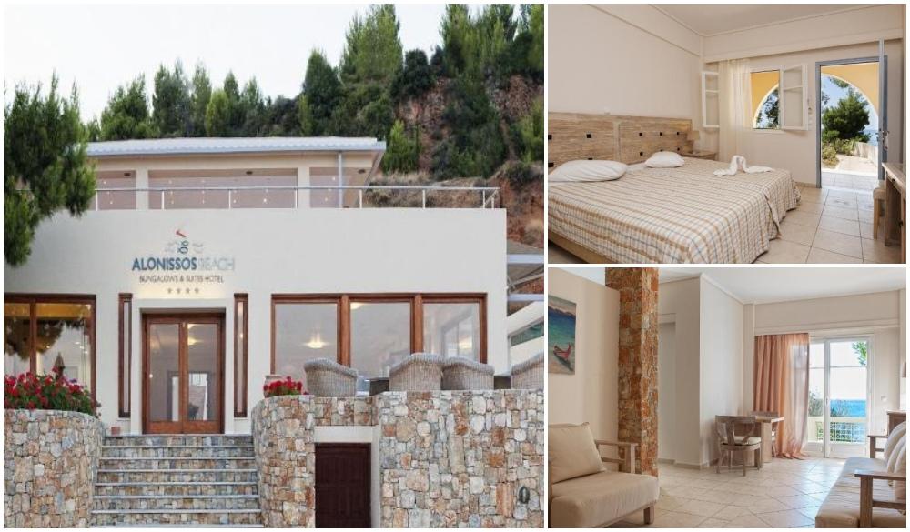 Alonissos Beach Bungalows And Suites Hotel, hotel near europe hidden travel gems