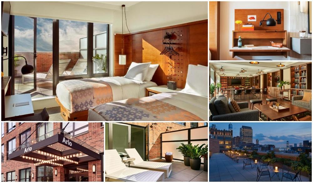 Arlo SoHo, nyc hotels