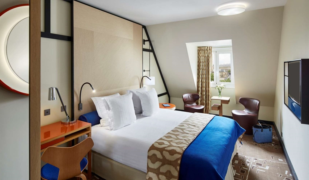 Bel-Ami Hotel, paris neighoburhood