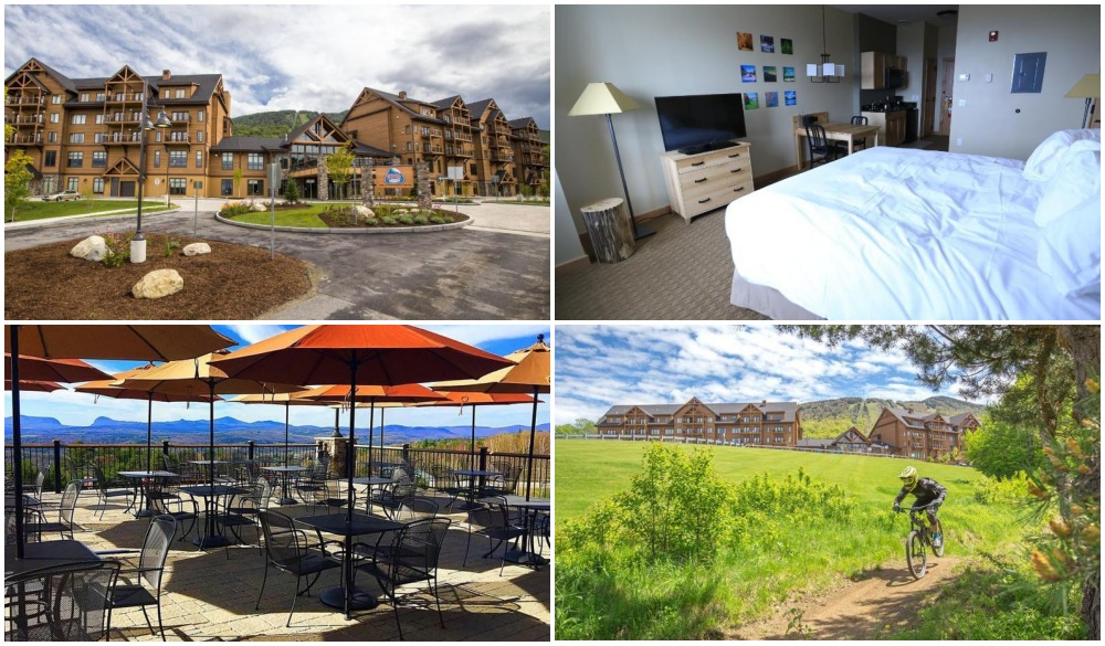 Burke Mountain Hotel & Conference Center, hotel near the best mountain bike trails