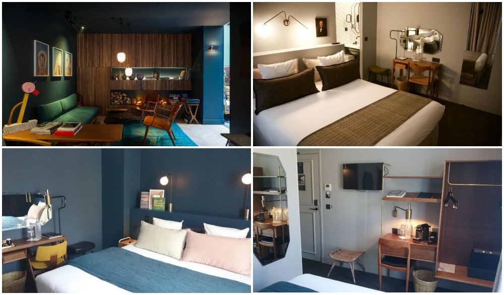 COQ Hotel Paris – Paris, France, hotel to stay