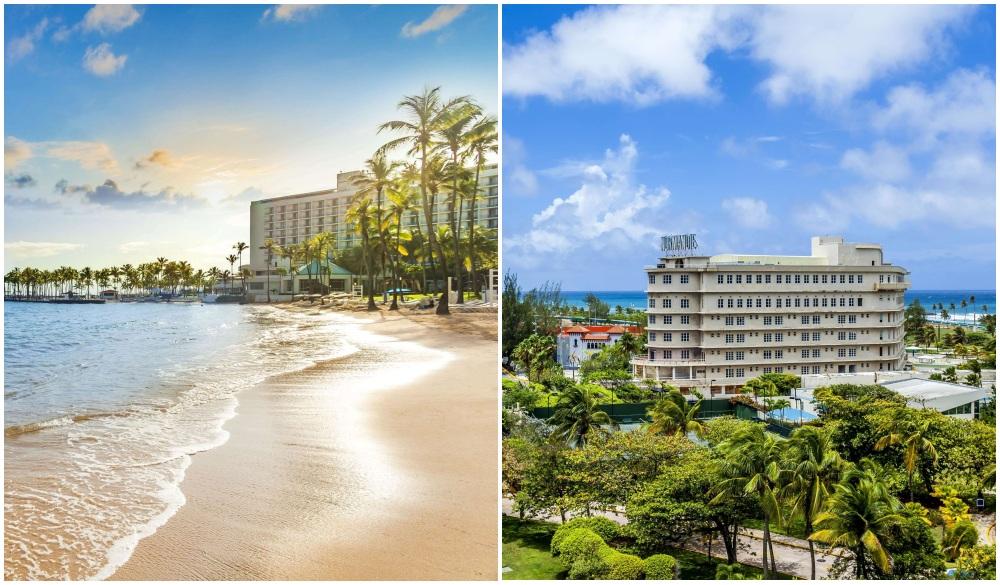 Caribe Hilton, hotels near UNESCO sites
